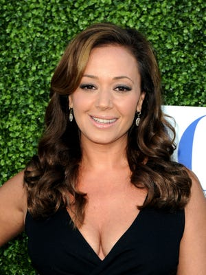 Actress Leah Remini arrives at the CBS, Showtime and CW TCA Summer Party at the Beverly Hilton Hotel on July 28, 2010, in Beverly Hills.