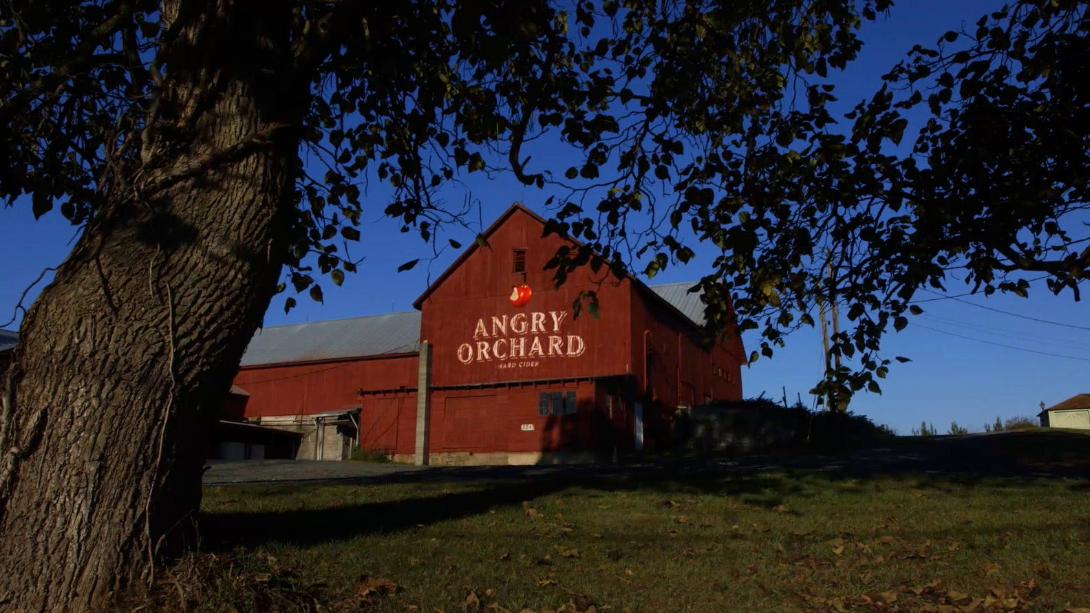 Angry Orchardu0027s 60 Acre Farm In Walden, Orange County. (Photo: Provided)