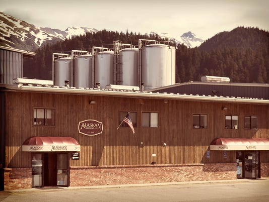 Alaskan Brewing Building_photo