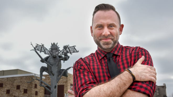 Ernie Nolan, Nashville Children's Theatre's new executive artistic director, says he is looking forward to putting down roots in Music City.