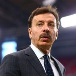 Rams owner Stan Kroenke made it clear in his relocation application that St. Louis can't support an NFL team.
