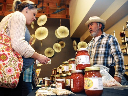 Arts, crafts, foods from throughout New Mexico will be featured during the HomeGrown event.