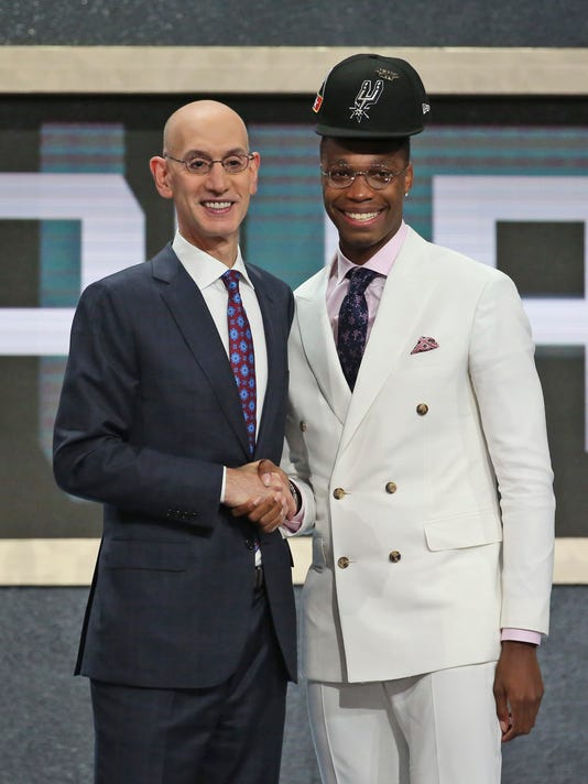 345104e5b NBA Draft Basketball 29150.jpg. Miami s Lonnie Walker IV ...