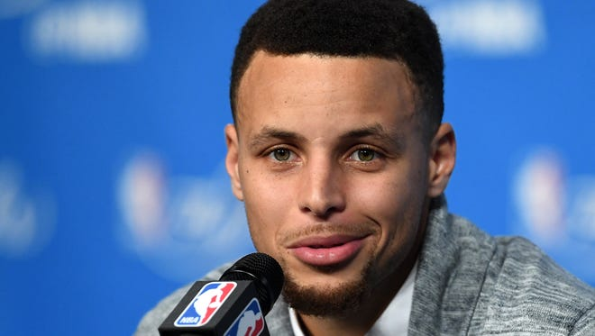 Stephen Curry of the Golden State Warriors will return to the American Century Championship.