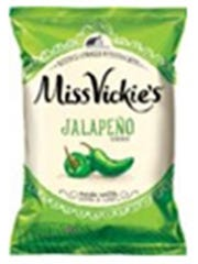 Frito Lay voluntarily recalls Miss Vickie's Jalapeno potato chips