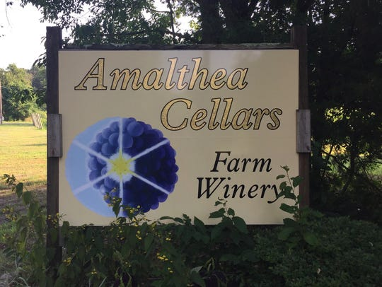 Amalthea Cellars' owner Louis Caracciolo says New Jersey