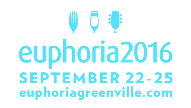 Euphoria will bring two three-starred Michelin chefs to Greenville for this year's festival.