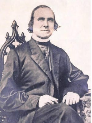 John M. Villars, a Catholic priest who died under mysterious circumstances in Richmond just after the American Civil War, is purported to be still helping people.