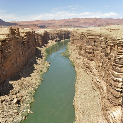 On Jan. 20, 1862, the Colorado River started rising.