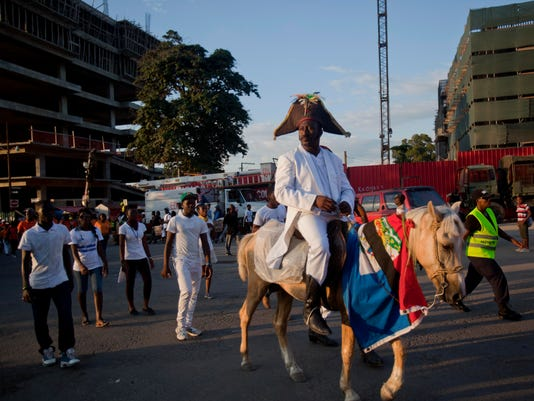 Haiti Carnival Accident
