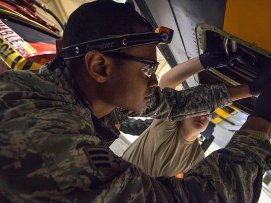Stratotanker maintenance