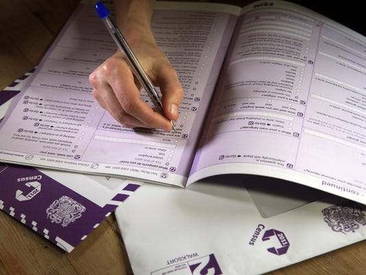 Census 2011 Forms Reach Households Across The UK