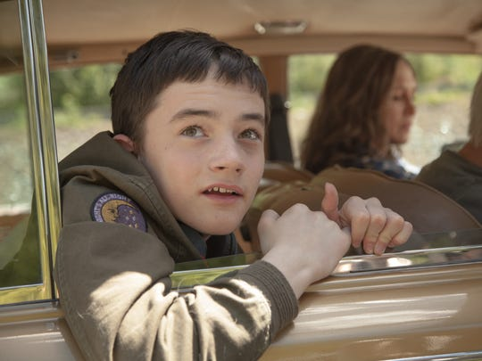 """Henry (Lewis MacDougall) and his mother (Vera Farmiga) embark on a road trip in """"Boundaries."""""""