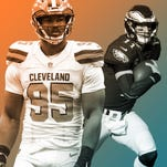 NFL power rankings: Eagles at top, Broncos and Browns surge after free agency