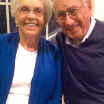 Engagements: Harold Roth & Jean Richards