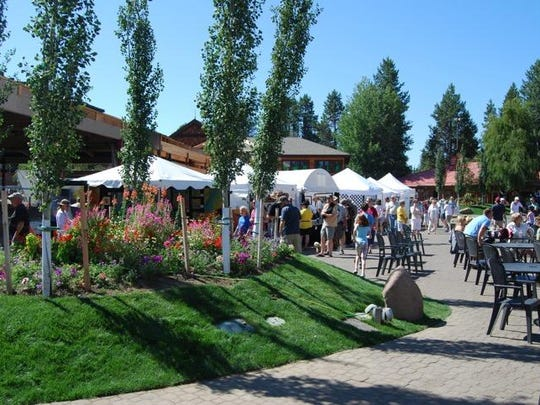 Sunriver Art Fair features more than 70 artist booths, live music, food and Saturday Night Street Dance 9:30 a.m. to 6 p.m. Friday-Saturday, Aug. 11-12, and 9:30 a.m. to 4 p.m. Sunday, Aug. 13, at The Village at Sunriver.