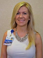 Celeste Cramer, CoxHealth system director of recruitment and retention