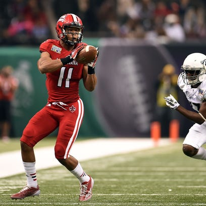 The Green Bay Packers have signed former Louisiana-Lafayette