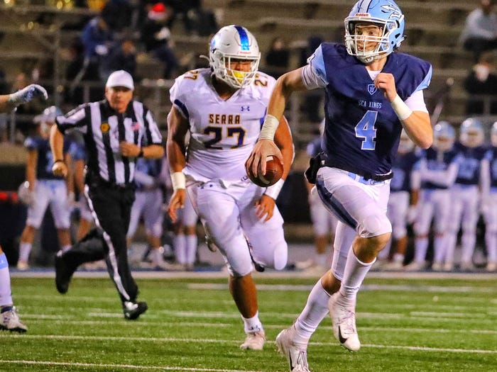 USA TODAY High School Sports Awards presented by Bridgestone: Los Angeles football nominees — offense