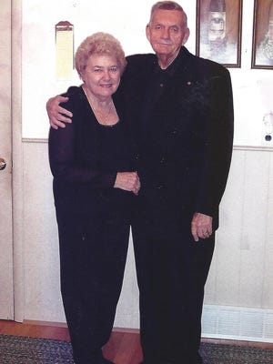 Jean and Dick Hofmann of Plymouth Township