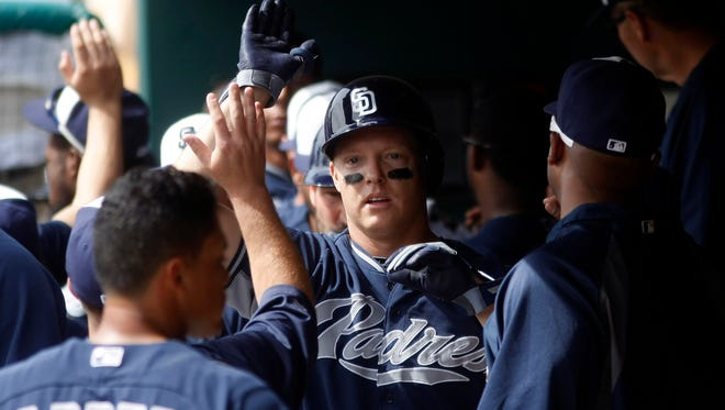 Nick Hundley and the Padres may sneak up on some people.