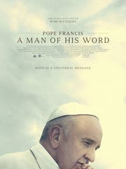 """Pope Francis: A Man of His Word"" is directed by Wim Wenders."