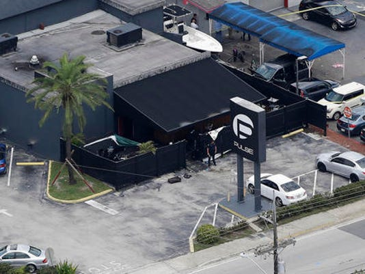 Pulse Orlando, Shooting