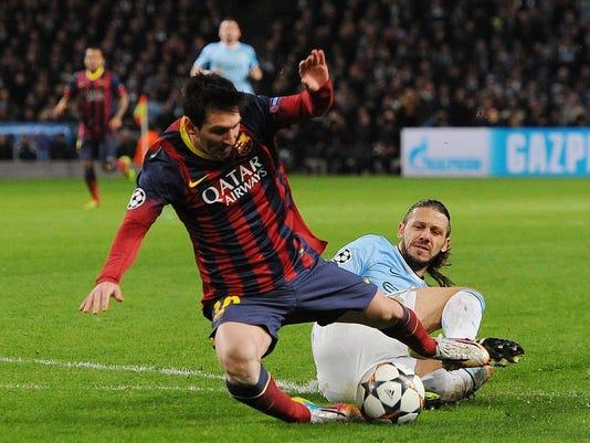 2014-2-18 Demichelis Messi
