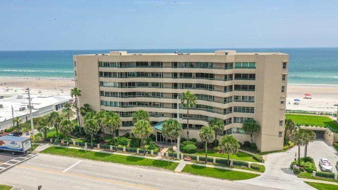 The Towers at Ponce Inlet is an oceanfront complex with three outdoor pools, three outdoor hot tubs, a fitness center, a tennis court that can also be used for pickleball  and 24-hour security.