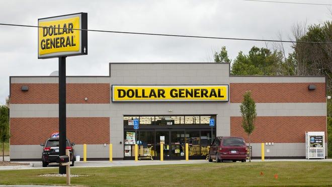 Dollar General, 1186 Gratiot Boulevard in Marysville.