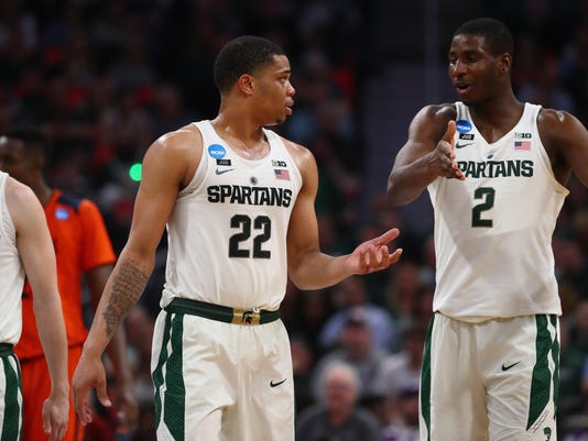 Couch Why Miles Bridges Had To Go The NBA And Jaren Jackson Jr Might Stay At MSU