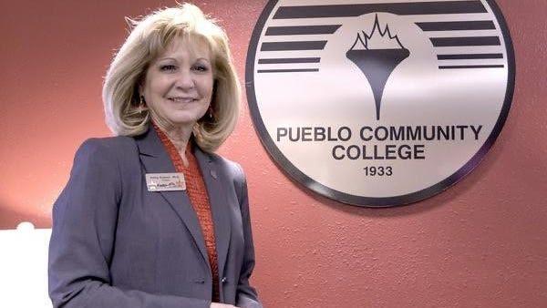 Pueblo Community College President Patty Erjavec says the school is set to return to classes next month.