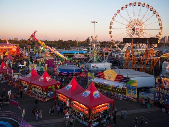 10 10 11 2 arizona state fair rides shows exhibits