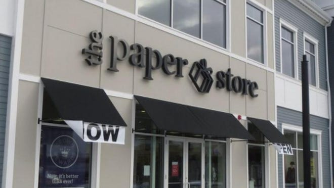 The Paper Store in Littleton.