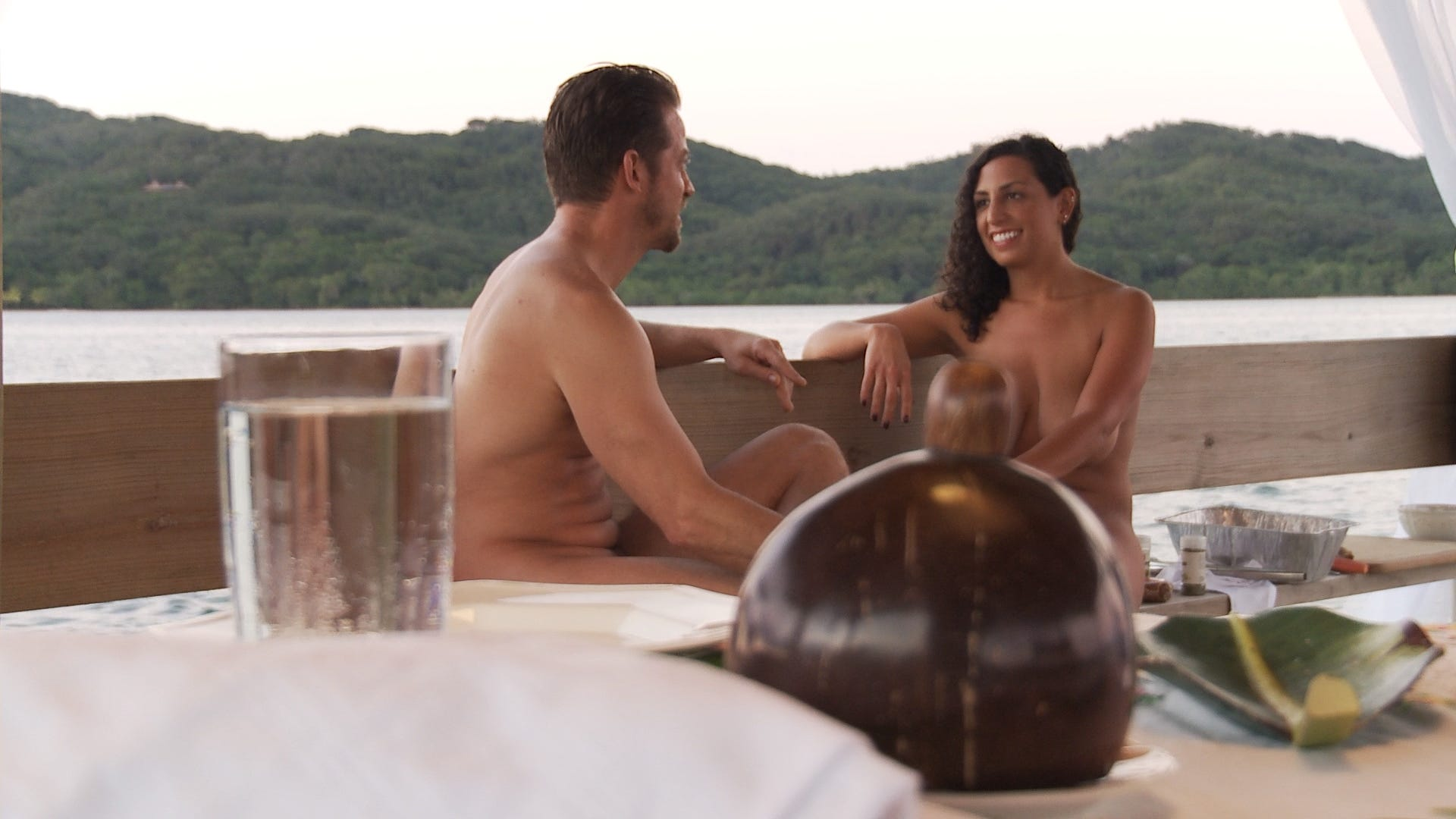 Dating nake tv show