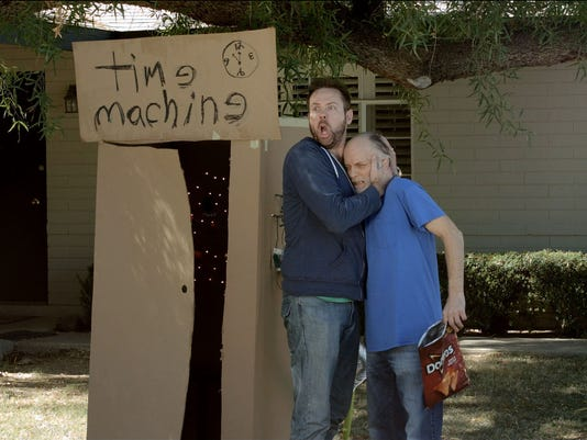 """Time Machine"" finalist in Doritos ""Crash the Super Bowl"" ad competition"