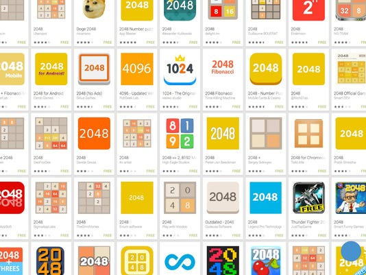 2048: The new app everyone's talking about