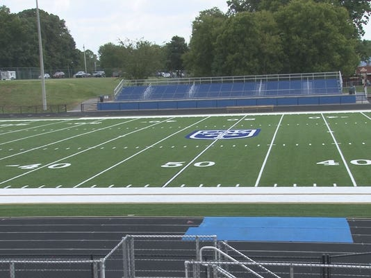 Christian Academy of Knoxville Football Field