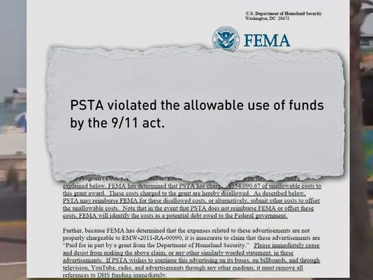 PSTA-funds