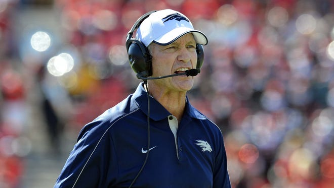 Former Wolf Pack head coach Chris Ault has found plenty of success during his run in Italy.