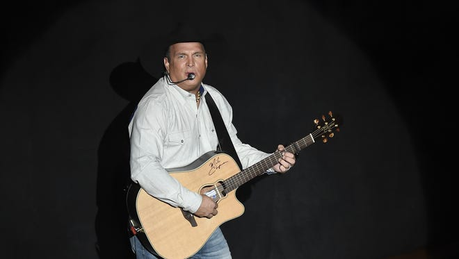 Garth Brooks will perform Oct. 7 at Bankers Life Fieldhouse.