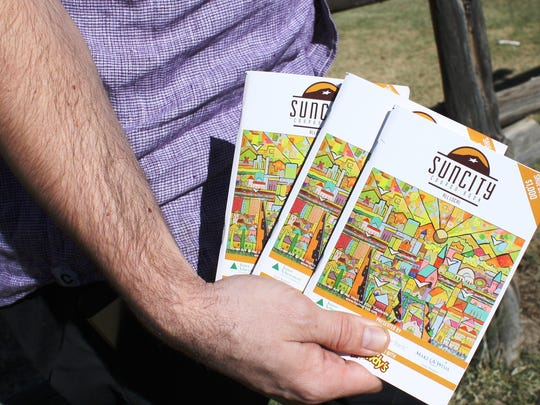 The Sun City Coupon Book can help groups raise money.