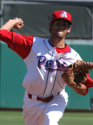 Joel Seddon, a 2011 St. Clair graduate, is pitching for the Stockton Ports in the California League. Stockton is the Class A Advanced affiliate of the Oakland Athletics.