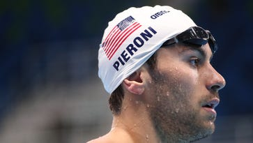 IU will count on Pieroni in NCAA swim championships