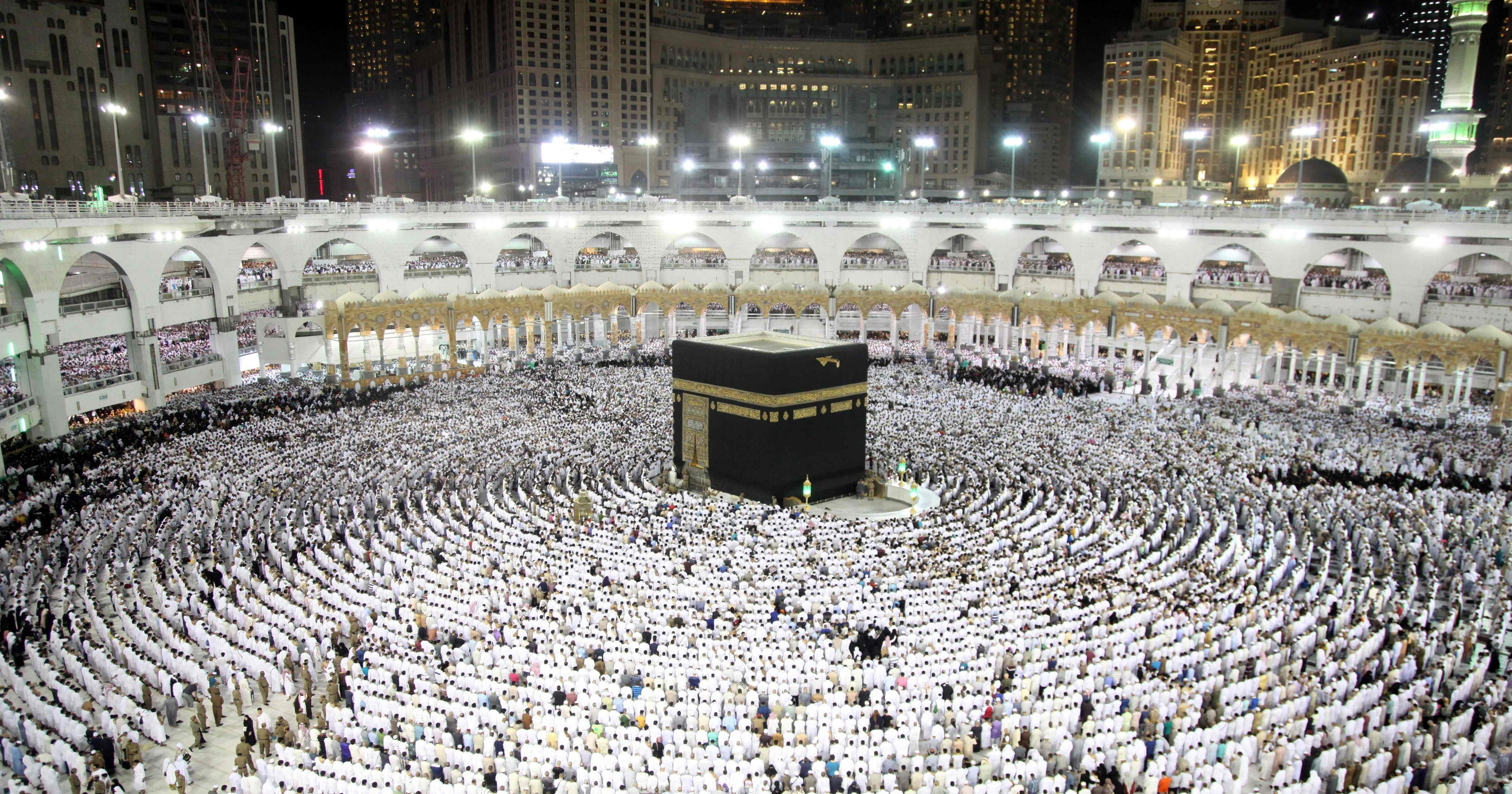 Report: Saudis say purported terror attack on Mecca's Grand