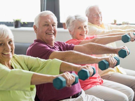 Weight gain for senior citizen
