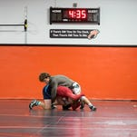 He almost lost his life to wrestling. Now he's back.