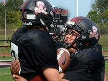 No longer benchwarmers, these 3 are keys to success of Pinckney football defense