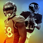 See who's up and who's down in the latest NFL power rankings.