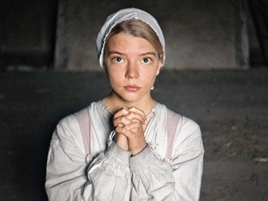 The Witch Anya Taylor-Joy A24